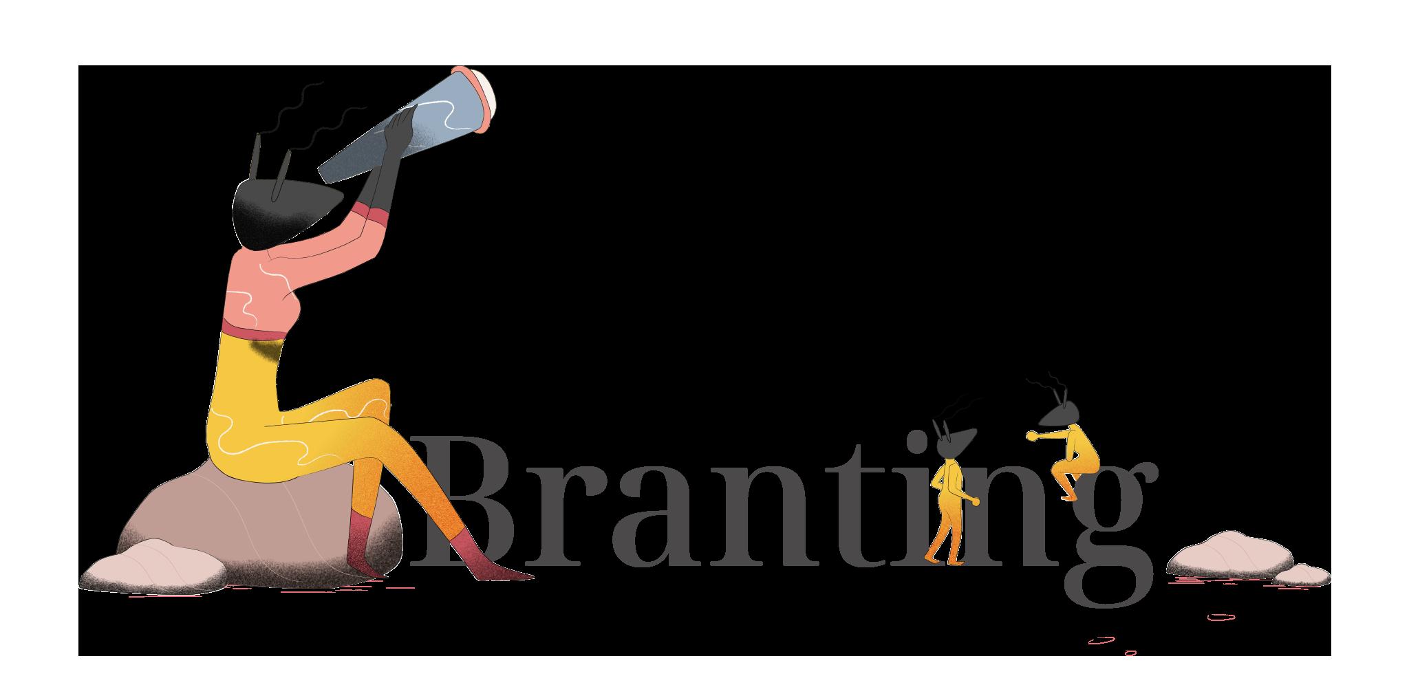 branting solution brand creative